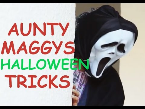 Halloween pranks in 'Maggy's a Halloween prankster' (episode 71)
