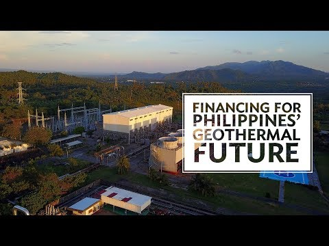 Financing for Philippines' Geothermal Future