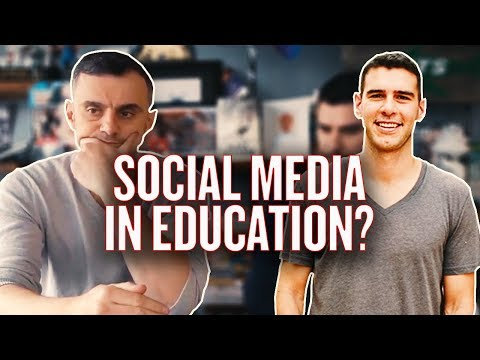 How Can Social Media Be Used for Education? | #AskGaryVee with Adam Braun