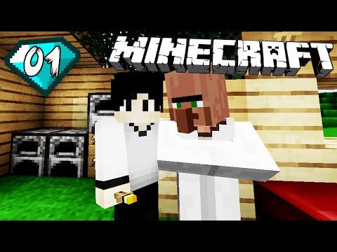 Petualangan Pertama Dimulai! | Minecraft Survival Indonesia #1