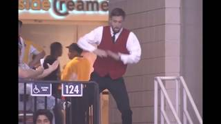 Houston Rockets Usher Shoot Dance Challenge