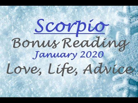 "Scorpio Bonus ""Is Someone Trying to Conceive?"" January 2020"