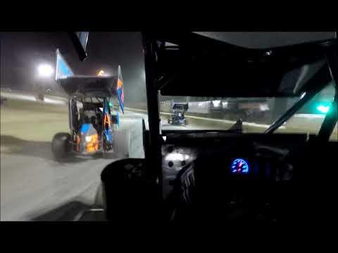 Super 600 Main Event   Delta Speedway 7 14 18
