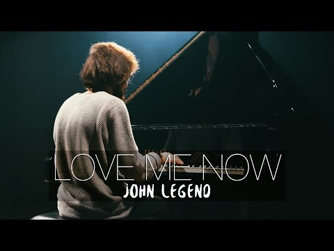"""Love Me Now"" - John Legend Piano Cover - Costantino Carrara"