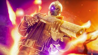My Titan Played With Fire... Destiny 2