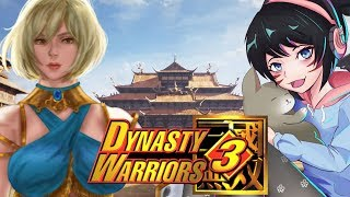 2 Player Versus Dynasty Warriors 3 Xtreme Legends Mods With XthemastaX!!