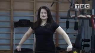 Телефитнес с Татьяной Бартош 31 выпуск (комплекс упражнения на все мышцы)