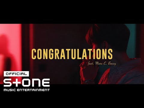 Eric Nam (에릭남) - 'Congratulations (Feat. Marc E. Bassy)' MV