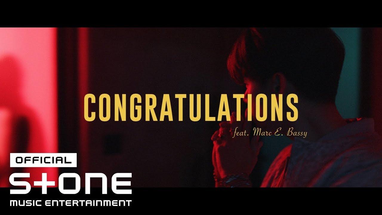 Arti Terjemahan Lirik Lagu Eric Nam - Congratulations