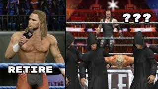 5 Secret Bad Endings You Got For Losing At WrestleMania In WWE Games