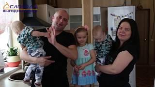 Сип дом для большой семьи в Нарьян-Маре. Личный опыт.