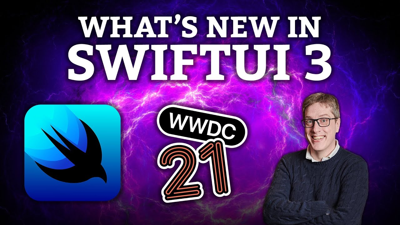 What's New in SwiftUI for IOS 15?