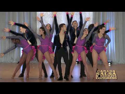 SUNDAY OCT 8, 2017 TORONTO DANCE SALSA BACHATA TEAM TORONTO