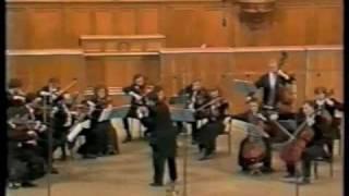 Schoenberg: Transfigured Night, part 1 of 3 / Rachlevsky • Chamber Orchestra Kremlin