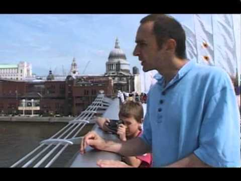 Engineer Chris Wise Talks About the Millennium Bridge