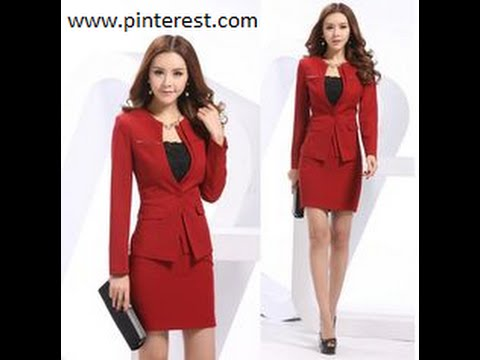 Dresses for the office 45 best ideas vestidos para la for Sillones ejecutivos para oficina