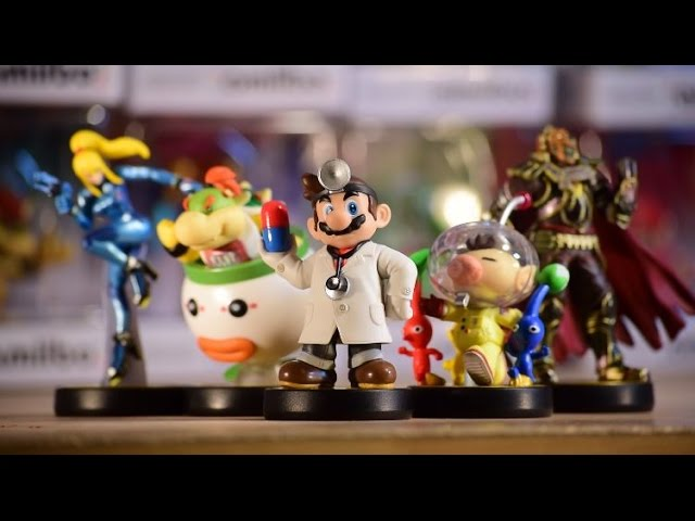 Review: Smash Amiibo Wave 6a