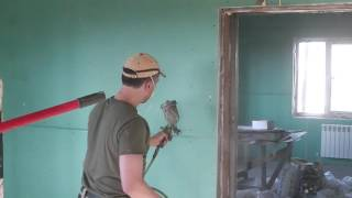 Грунтуем стыки, и швы гипсокартона(Несколько видео по заделки стыков гипсокартона., 2016-07-14T07:29:02.000Z)