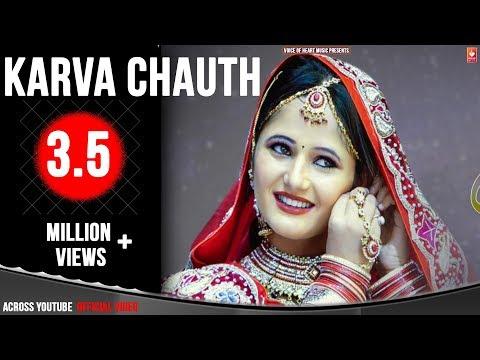 Karva Chauth | Manender Choudhary, Anjali Raghav | Latest Haryanvi Songs Haryanavi 2018 | VOHM