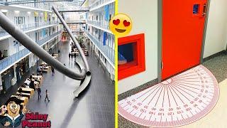 Bakal Betah Sekolah Begini! 15 Fasilitas Seru dan Kreatif Sekolah di Dunia