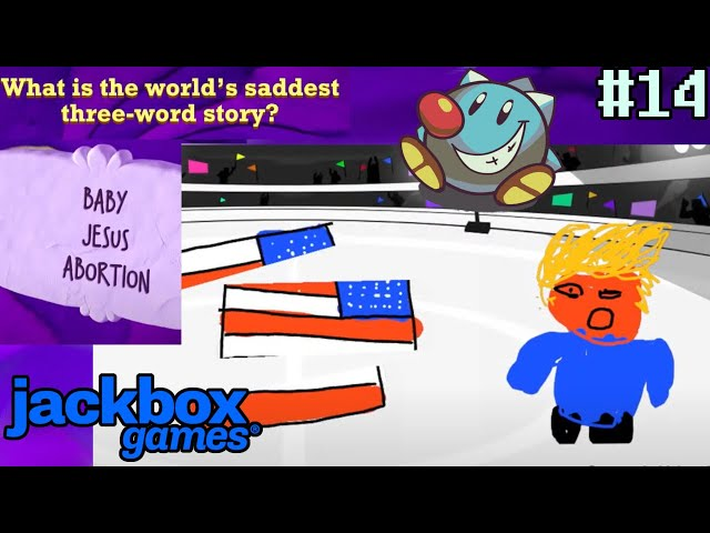 🔴SirTapTap Plays Jackbox Party Pack w/ Viewers! #14 | Literally 1984 Edition