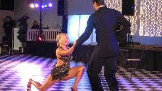 Chelsie Hightower & Dmitry Chaplin - Dancing with CAPE Stars