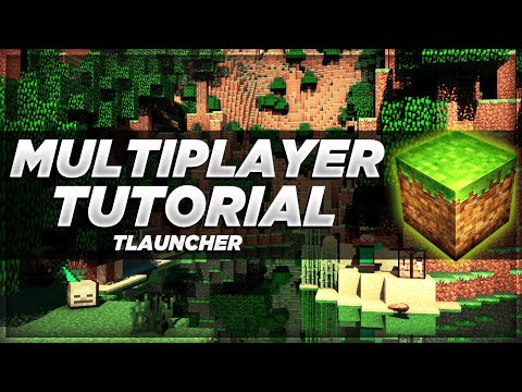 how-to-play-multiplayer-on-minecraft!-[tlauncher---easy---2019]