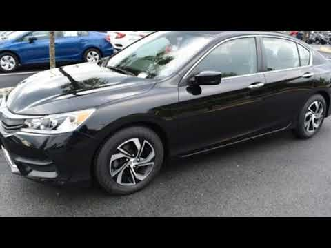 Used 2016 Honda Accord Fairfax Dulles Chantilly, DC #HP19541