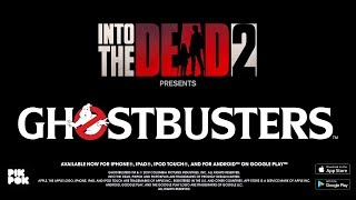 Official Ghostbusters Into the Dead 2 Event - Pikpok Trailer - iOS / Android