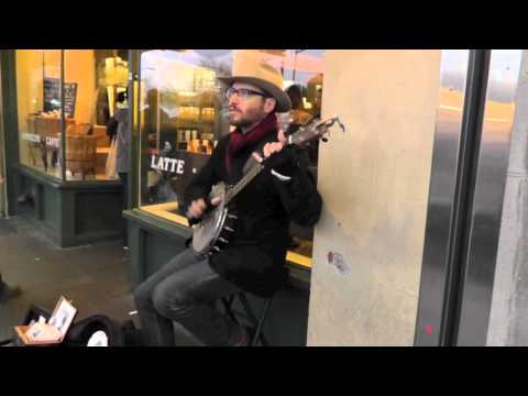 Gregory Paul @ The Original Starbucks
