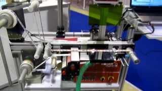 Комплекс лазерной маркировки рулонных материалов(Автоматизированный комплекс для лазерной маркировки рулонных материалов, таких как Tesa laser, голографически..., 2012-05-02T09:21:49.000Z)