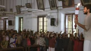 Poomaram Maharajas Anthem ഇടിനാദം മുഴങ്ങട്ടെ