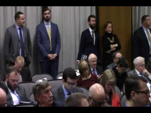 Feb 2, 2017 Airbnb/Short Term Rental Hearing by Va Senate Committee Local Gvt