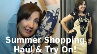 Shopping Haul - Call it Spring, Groupon, Additon Elle & more! Thumbnail