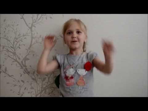 Маленький кролик Пальчиковые игры для малышей.  Стихи для детей. Пальчиковая гимнастика.