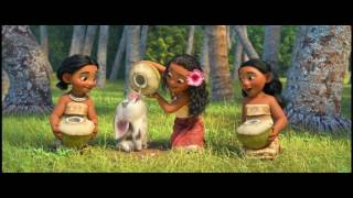 Canzoni Disney - Oceania Vaiana - Ogni mio passo - Italiano HD