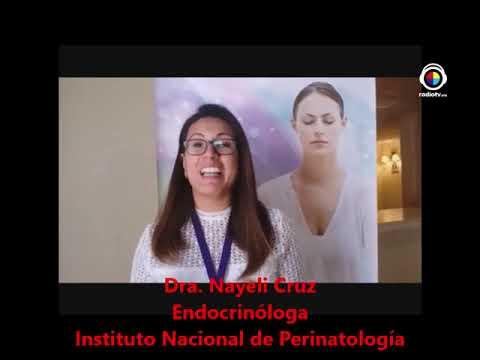 Hipotiroidismo Y Reproducción Con La Dra. Nayeli Martínez Cruz, Endocrinóloga
