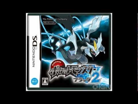 Pokémon Black And White 2 - Shiny Rayquaza Event [HD]
