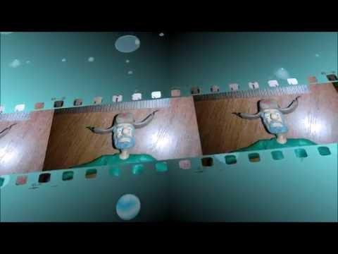 Гриб из пластилина   Видео Лепка