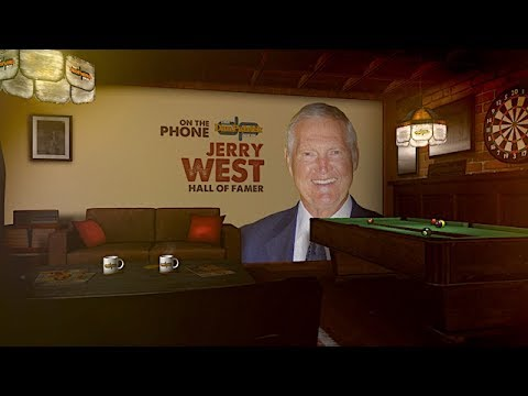 Jerry West explains his move to the Clippers