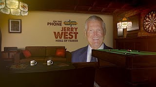 Hall of Famer Jerry West Talks LaVar Ball, Returning to Lakers, Going to Clippers, & More (6/1/17)
