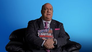🔥 Paul Heyman Unveils WWE 2K Battlegrounds Wild Game Modes! 🔥