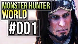 Monster Hunter World #001 🏹 Aufbruch in die neue Welt - Let's Play Monster Hunter World Deutsch