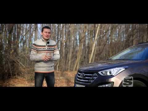 Test Hyundai Santa Fe 2.2 CRDi