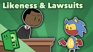 Likeness & Lawsuits - Including Real World People & Brands in Your Game - Extra Credits