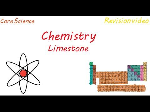 C1: Limestone (Revision)