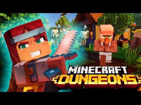 Minecraft Dungeons / Games Jokes # 13 |