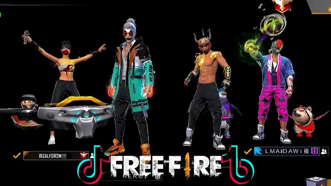 Tik tok ff Free Fire Kreatif Dan Momen Lucu!! (Terbaru Dan Keren) Part 2