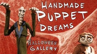 Handmade Puppet Dreams Halloween Gallery 2012