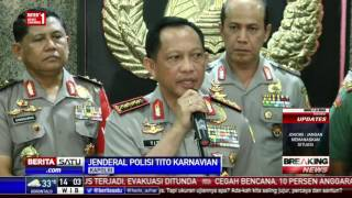 Breaking News: Pernyataan Kapolri Soal Aksi 2 Desember dan Agenda Makar